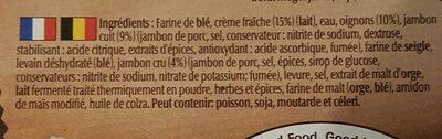 Rustipani - Ingrediënten - fr