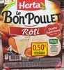 Le Bon Poulet Rôti - Produit