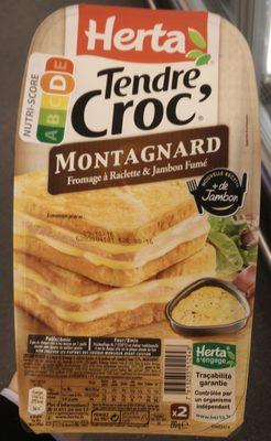 Tendre Croc' Montagnard - Produit