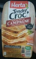 Tendre Croc' Campagne - Produit