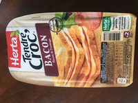 Tendre Croc' Bacon - Ingredients - fr