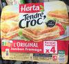 Tendre Croc' L'Original Jambon Fromage Format Familial - Product