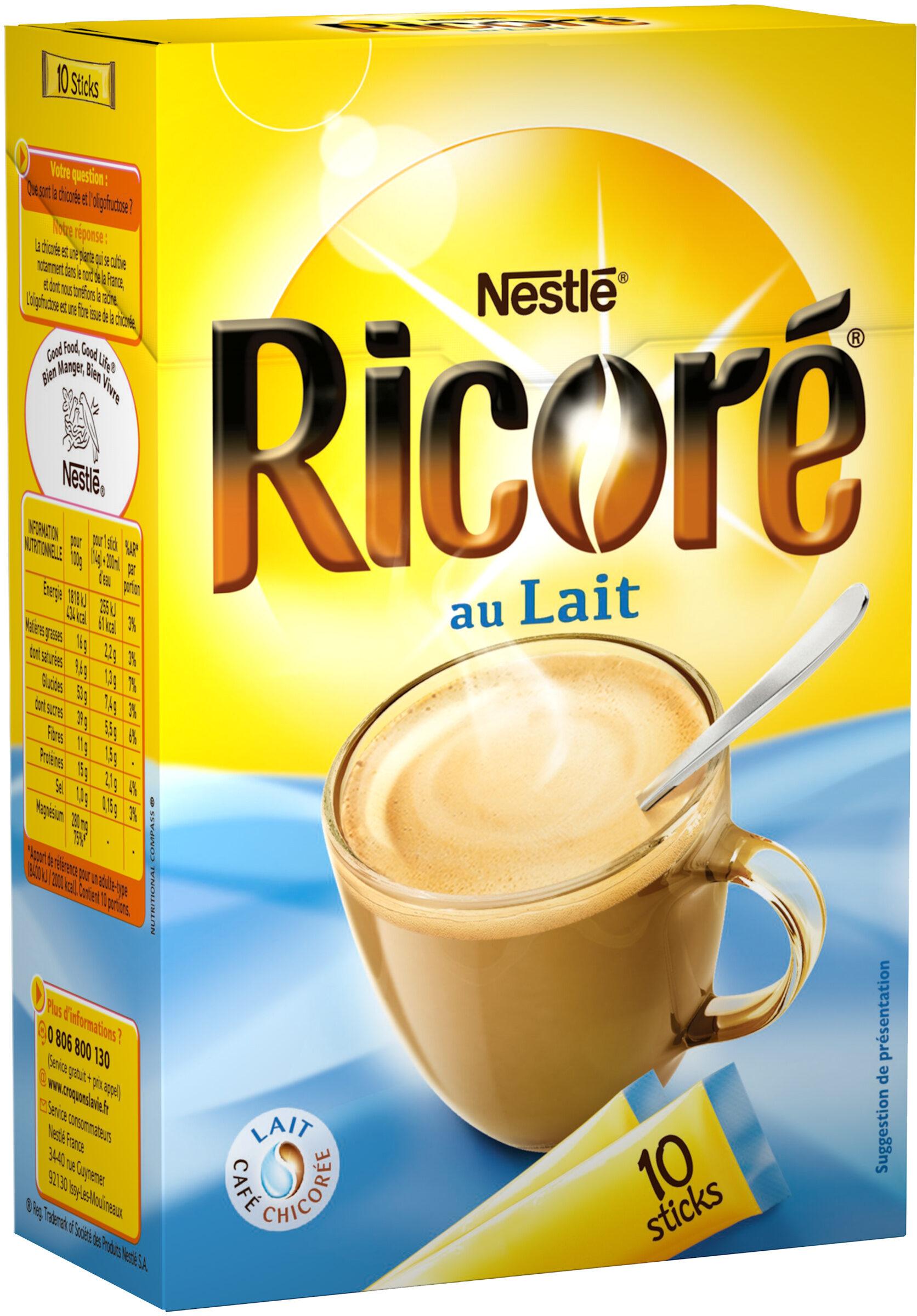 Ricoré au lait - Produit - fr