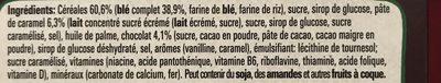 """Cereales """"Lion"""" - Inhaltsstoffe - fr"""