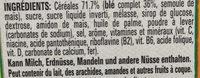 Golden Minis - Ingredienti - fr