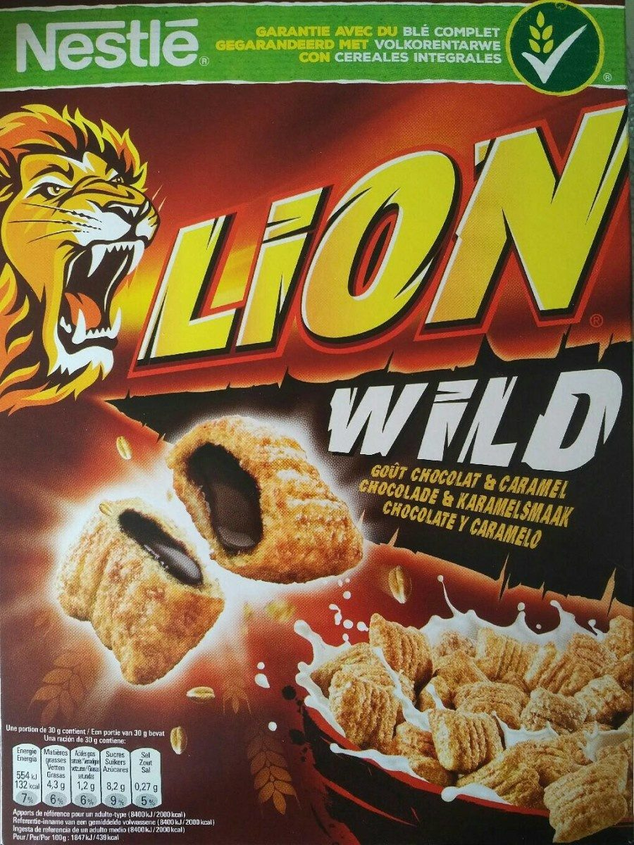 Lion Wild - Product - fr