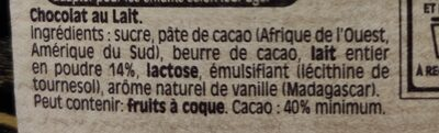 NESTLE DESSERT Chocolat au Lait - 13