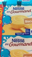 P'tit Gourmand Biscuit Maxi format - Prodotto - fr