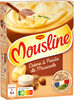 MOUSLINE Purée Crème Muscade 500g (4x125g) - Produit