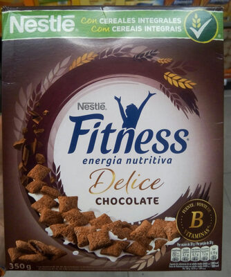 Fitness chocolate - Producto - es