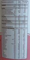 Optipro Lait En Poudre 2ème âge 900G - Nutrition facts - fr