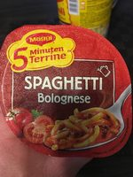 Spagetti Bolognese - Product