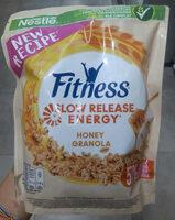 Granolas de desayuno con de avena integral y miel - Producto