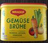 Maggi Gemüse Brühe - Produkt