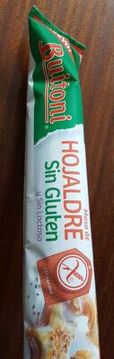 masa de hojaldre sin gluten y sin lactosa buitoni - Product