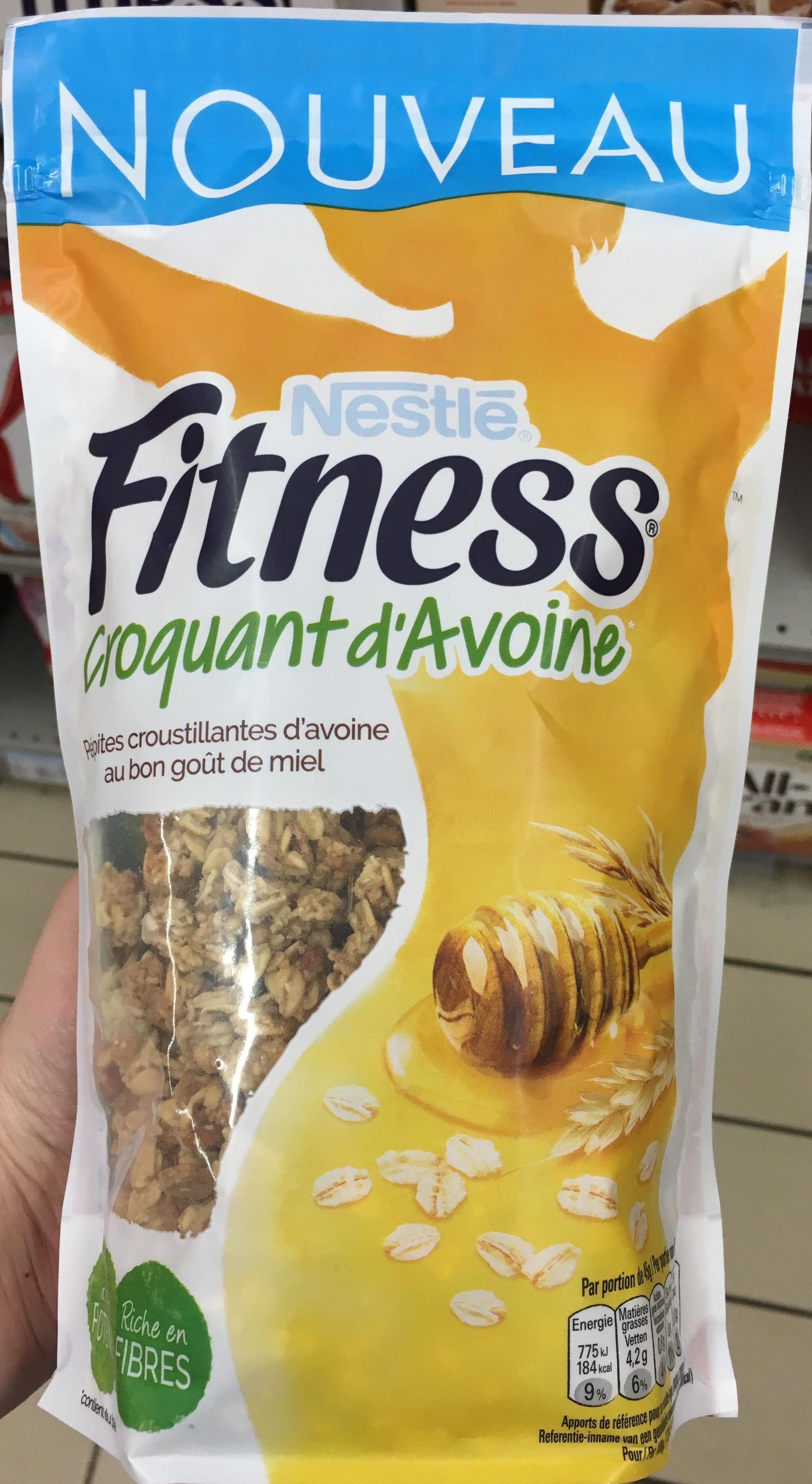 Fitness croquant d'avoine - Product