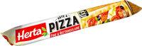 HERTA pâte à pizza fine et rectangulaire - Product - fr