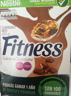 Fitness sabor a chocolate - Product