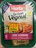 Le bon Végétal Carré Gourmand Tomates et Mozzarella - Producto