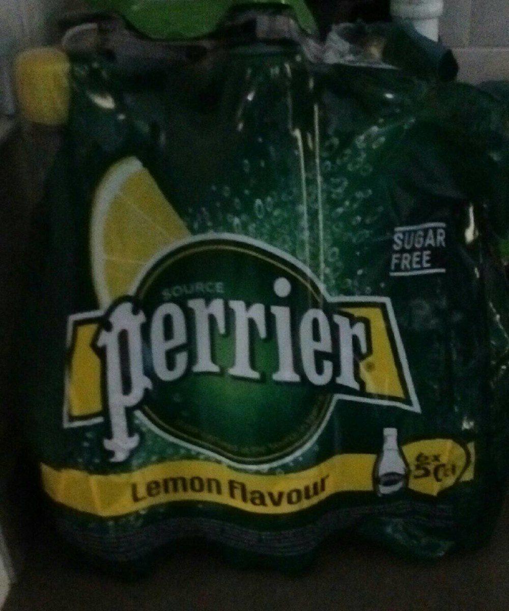 Perrier Saveur citron - Producto