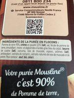 Saveur à l'Ancienne Crème & Noix de Muscade (6+1 gratuit) - Ingrediënten - fr