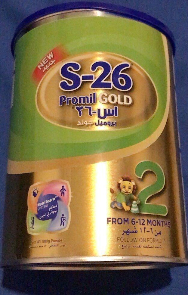 S-26 Promil Gold 2 - Produit - fr