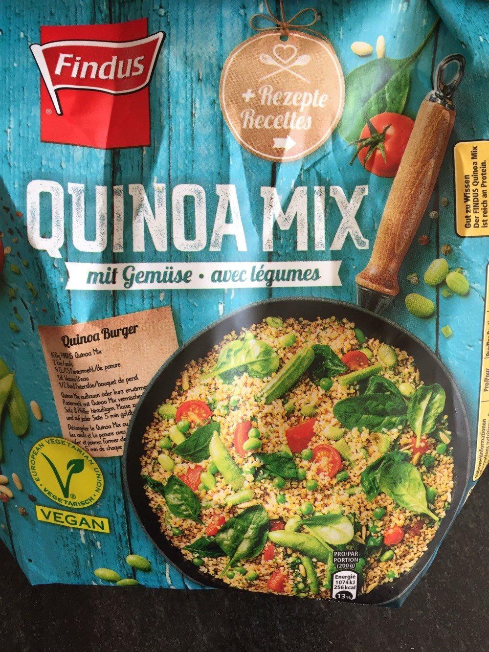 Quinoa mix - Product