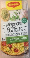 Mélanges Parfaits Persillade - Produit