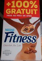 Fitness Chocolat au Lait - Produit - fr