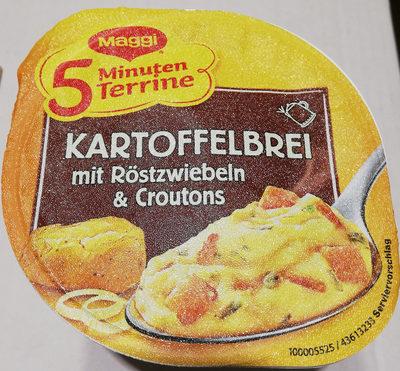 Kartoffelbrei - Produit - de
