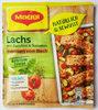 Lachs mit Zucchini und Tomaten - Product