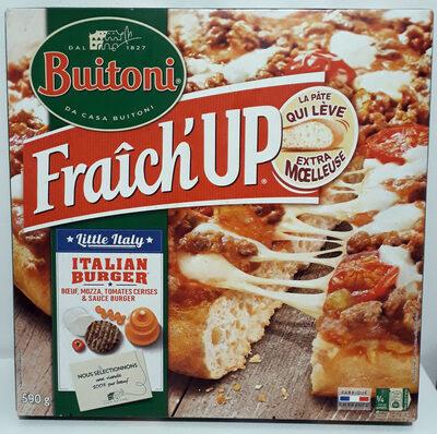 Fraîch'Up Little Italy Italian Burger - Produit - fr