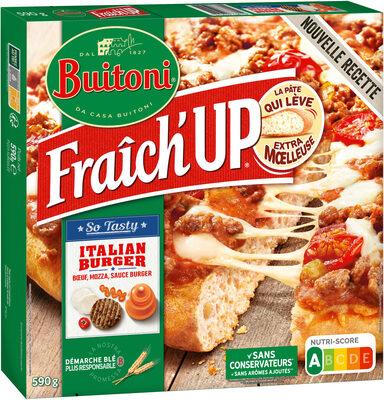 FRAICH'UP SO TASTY Italian Burger - Produit - fr