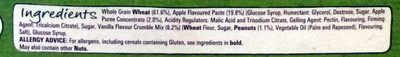 Shredded wheat apple crumble - Ingredients