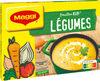 MAGGI Bouillon KUB Légumes - Produit