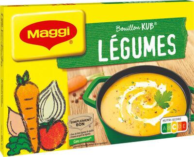 MAGGI Bouillon KUB Légumes - Product - fr