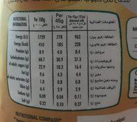 Nestle Fitness Granola Oats and Honey Cereal - Voedingswaarden - en