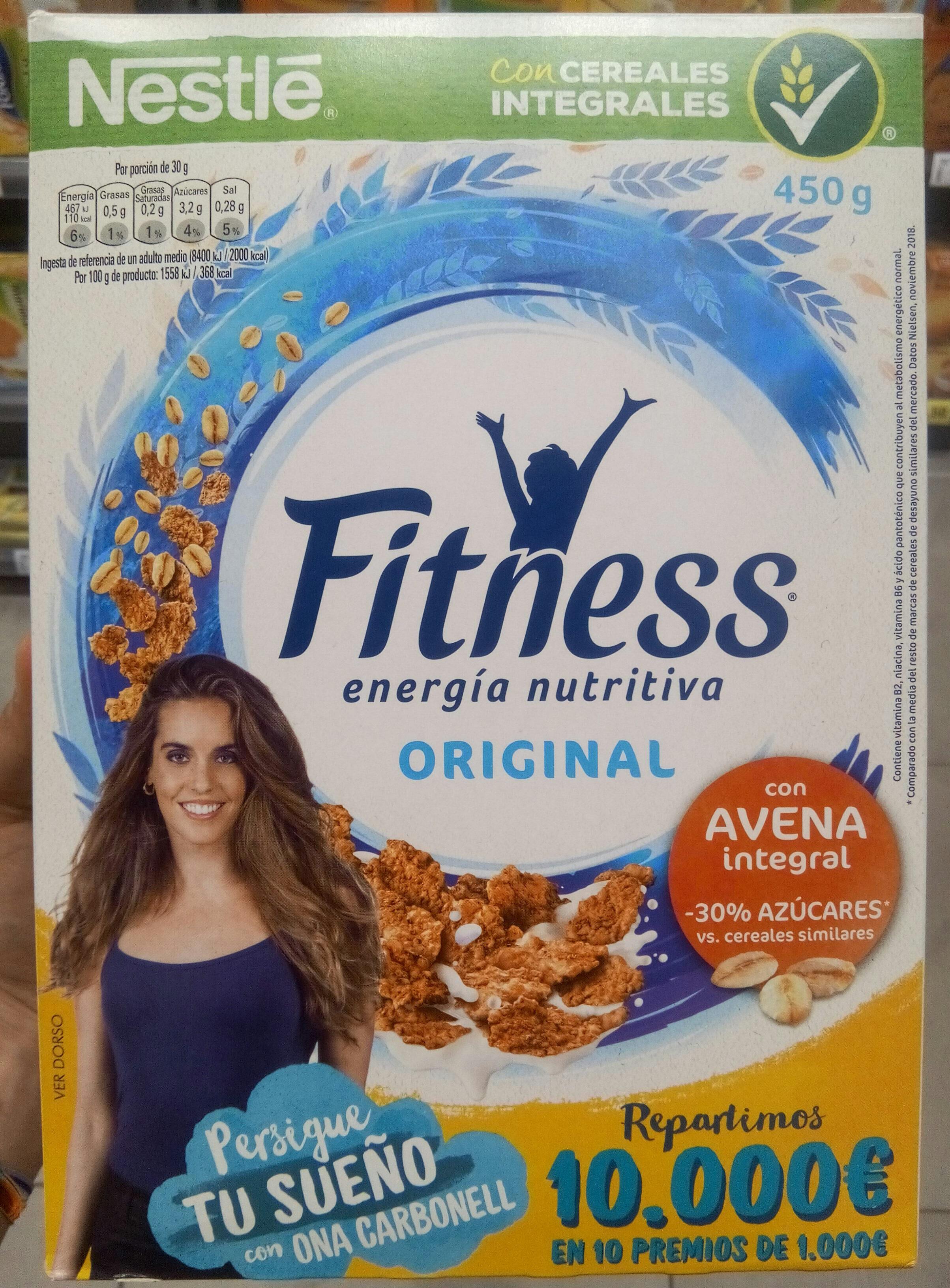 Cereales Fitness Original - Producte - es