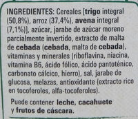 Cereales Fitness Original - Ingredienti - es