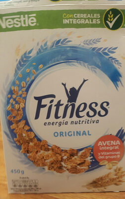 Cereales Fitness Original - Nutrition facts