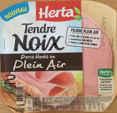 Tendre Noix Porcs élevés en Plein Air - Product