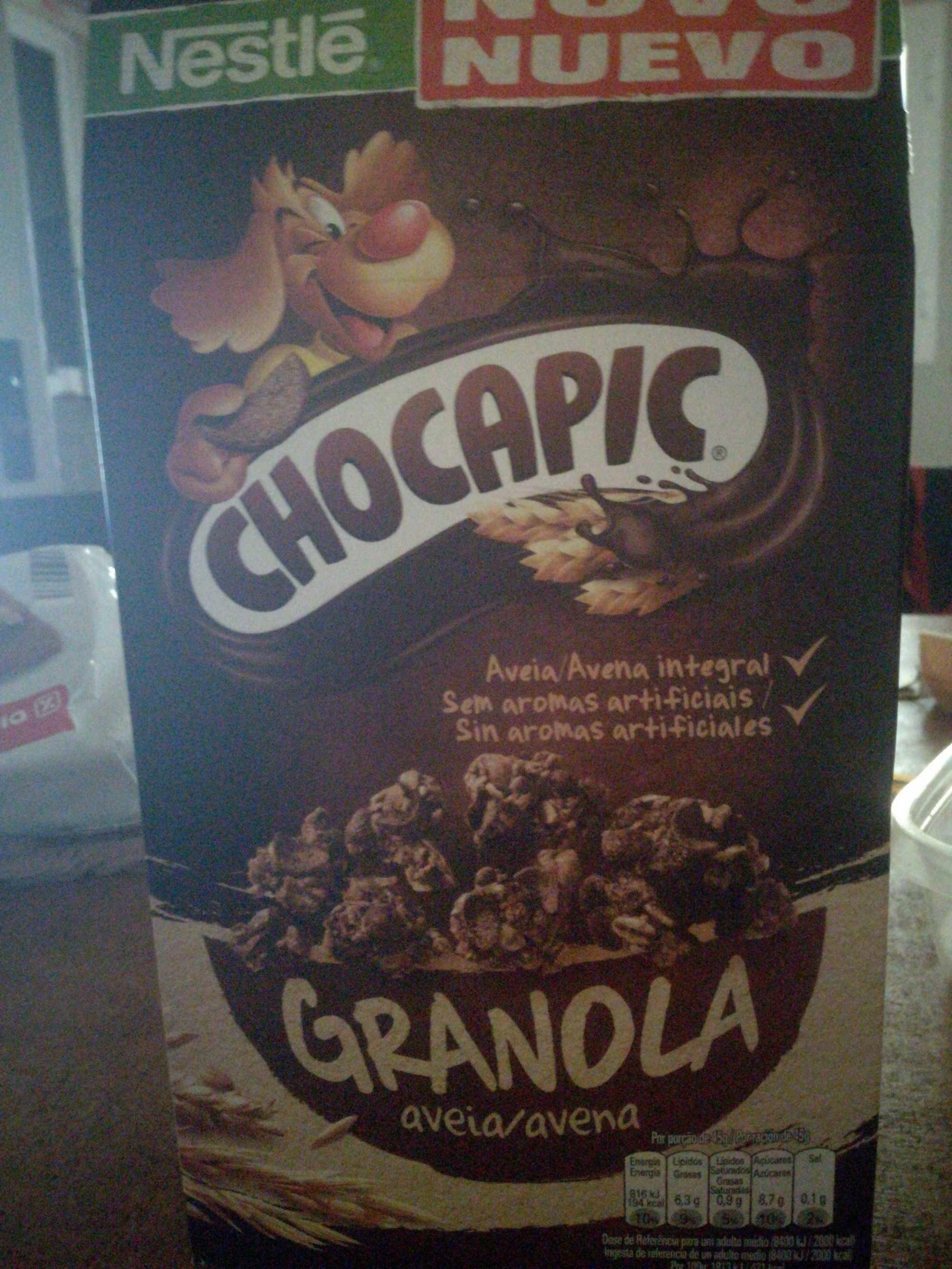 Nestlé Granolas Chocapic De Avena - Producto