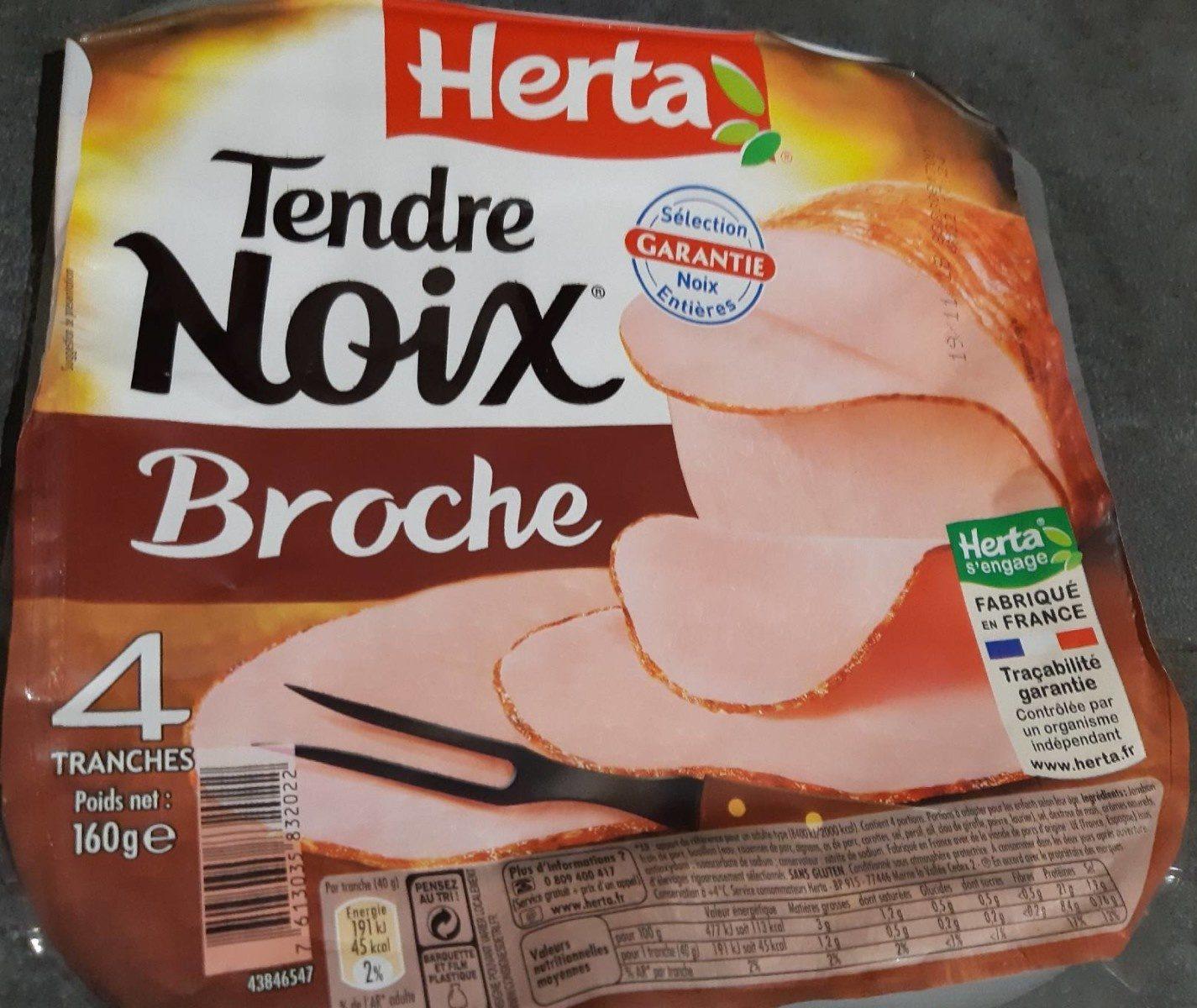 Tendre Noix Broche - Produit - fr