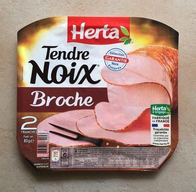 Jambon Tendre Noix à la Broche - Product