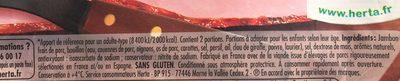 Jambon Tendre Noix à la Broche - Ingrédients - fr