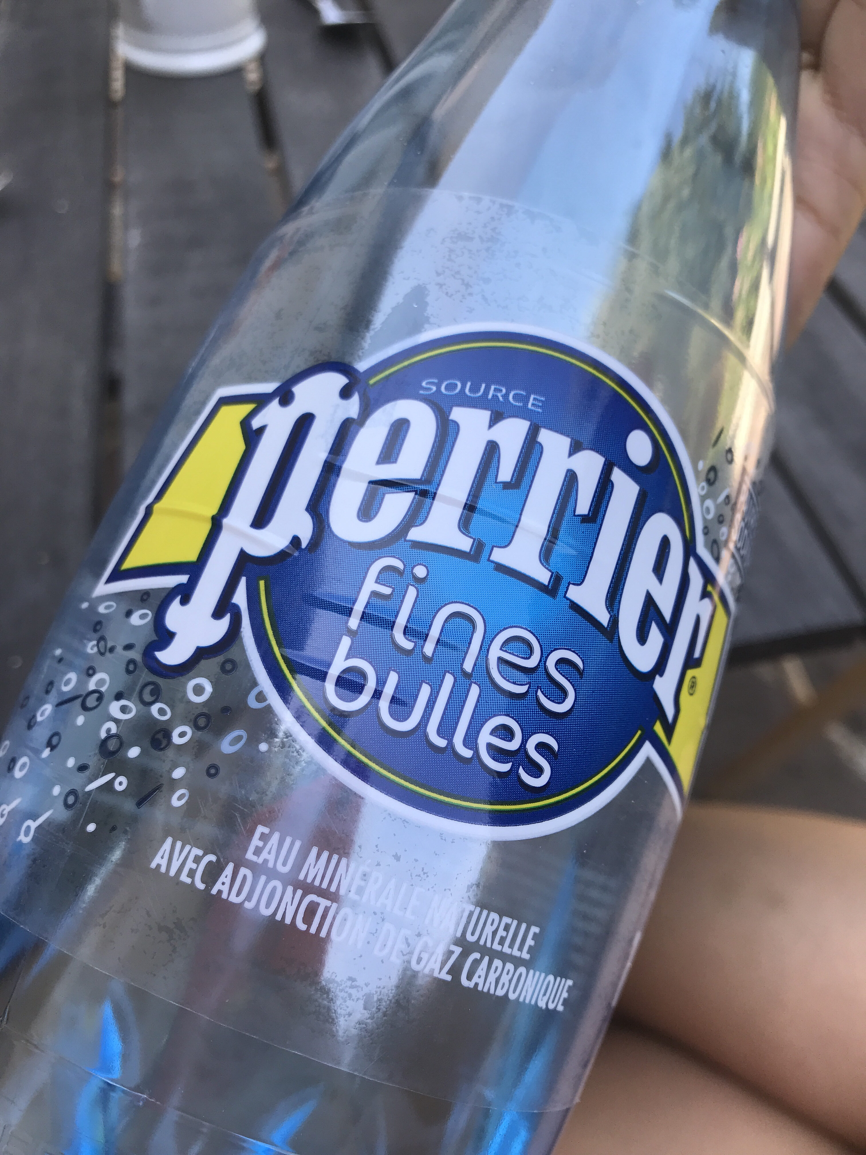 Perrier fines bulles - Prodotto - fr