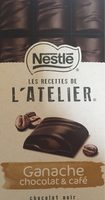 Recettes de l'atelier - Ganache chocolat & café - Produit - fr