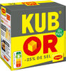 MAGGI KUB OR Bouillon -25% de sel 32 cubes - Prodotto