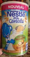 Nestlé p'tite céréale - Prodotto - fr