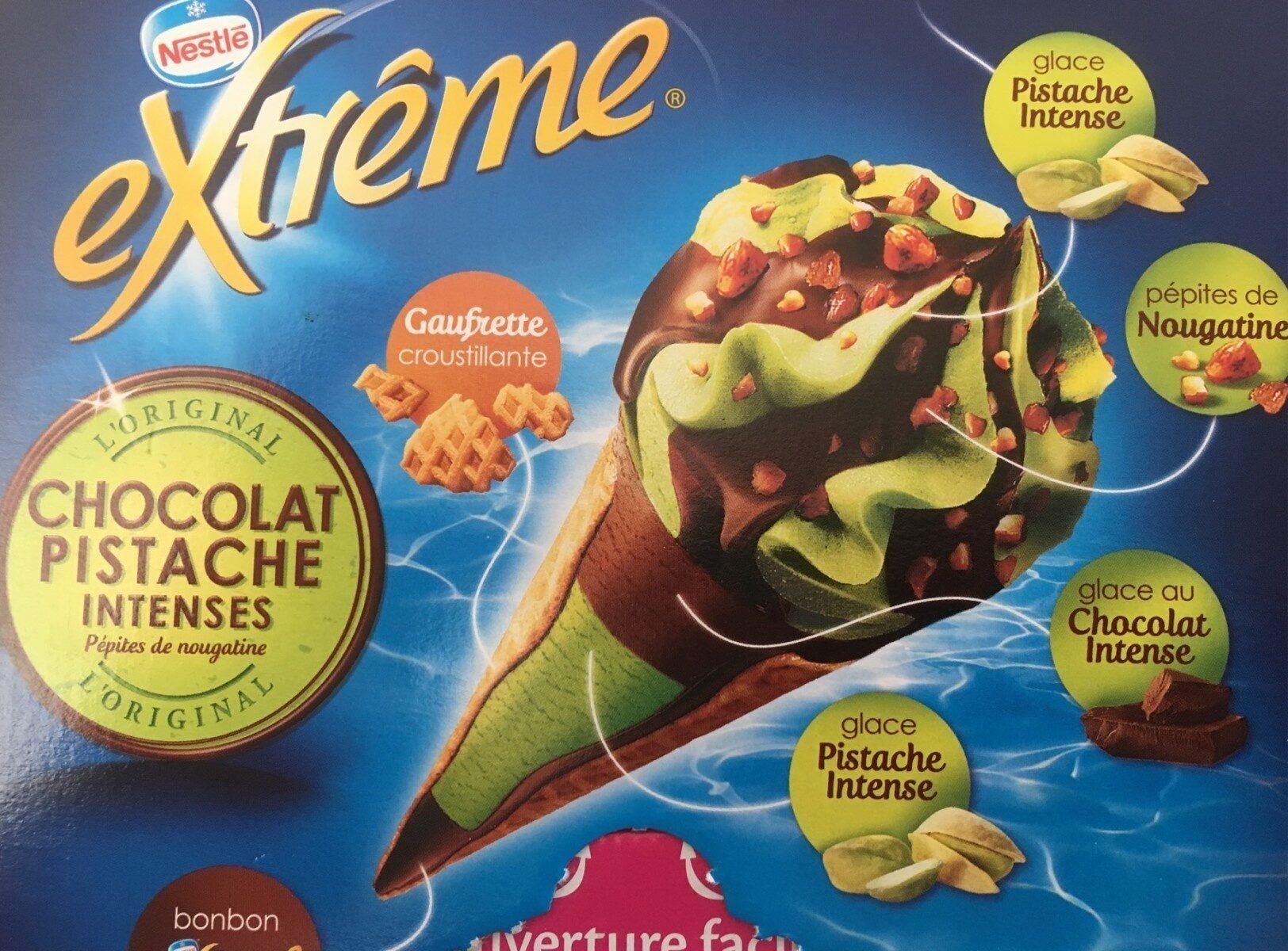 Extreme Chocolat Pistache - Prodotto - fr